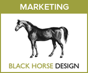 Black Horse Design Marketing (North Yorkshire Horse)