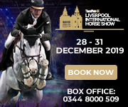 Liverpool International Horse Show 2019 (North Yorkshire Horse)
