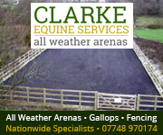 Clarke Equine Services  2018 (North Yorkshire Horse)
