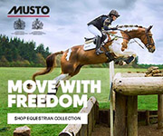 Musto 3 (North Yorkshire Horse)